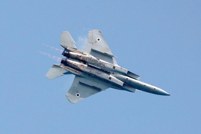Jet tempur Israel kerap lakungan seragan di Gaza (Foto: AFP).