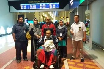 BNP2TKI dan KBRI Riyadh Bantu Pulangkan PMI Sakit dari Jeddah