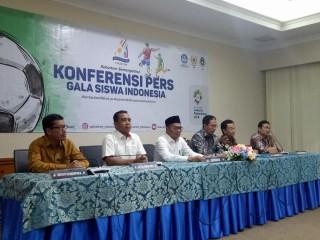 Insan Olahraga Apresiasi Gala Siswa Indonesia