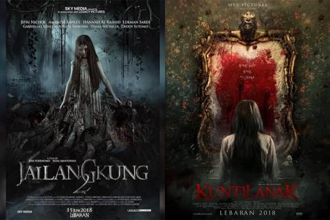 Dua Film Horor Bentrok Tayang pada Lebaran 2018