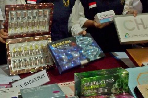 BPOM Ungkap Kasus Pendistribusian Obat Ilegal