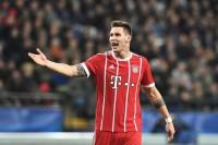 Bek Bayern Pasrah soal Masa Depan Lewandowski