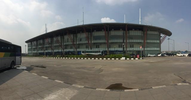 Terminal Pulo Gebang Siap Layani Pemudik