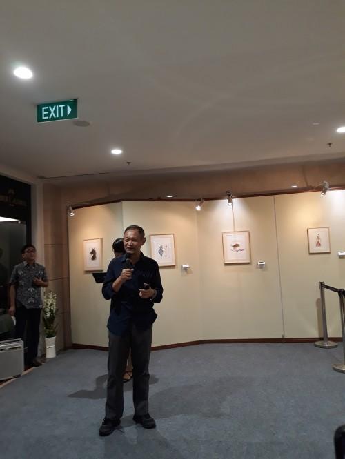 Sastrawan, Goenawan Mohamad. Foto: Medcom.id/Citra Larasati
