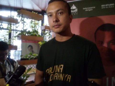 Tantangan Nicholas Saputra Perankan Koki di Film Aruna dan Lidahnya