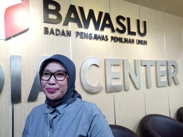 Komisioner Badan Pengawas Pemilu (Bawaslu) Ratna Dewi Pettalolo. Foto: Medcom.id/Siti Yona Hukmana