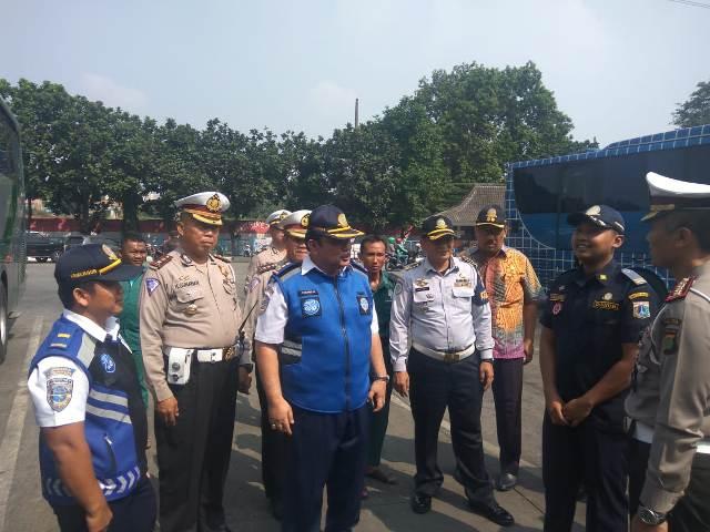 Puncak Arus Mudik di Kampung Rambutan Diprediksi H-5