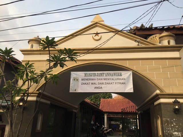 Menyusuri Masjid Peradaban Arab Kuno di Barat Jakarta