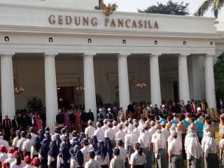 Jokowi: Pancasila akan Terus Mengalir di Denyut Nadi Rakyat