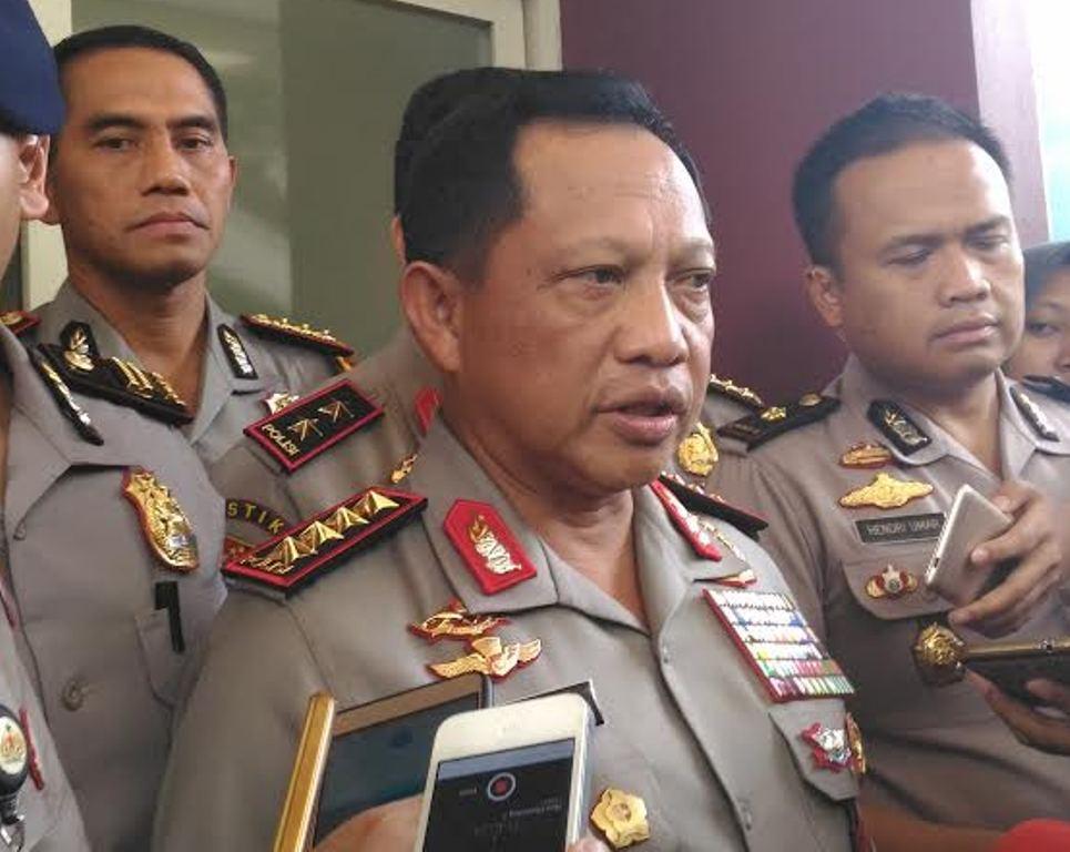 Kapolri Jenderal Polisi Tito Karnavian--Medcom.id/Ilham Wibowo