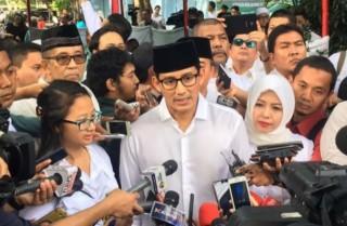 Sandiaga Pastikan Bawang Putih di Jakarta Layak Konsumsi