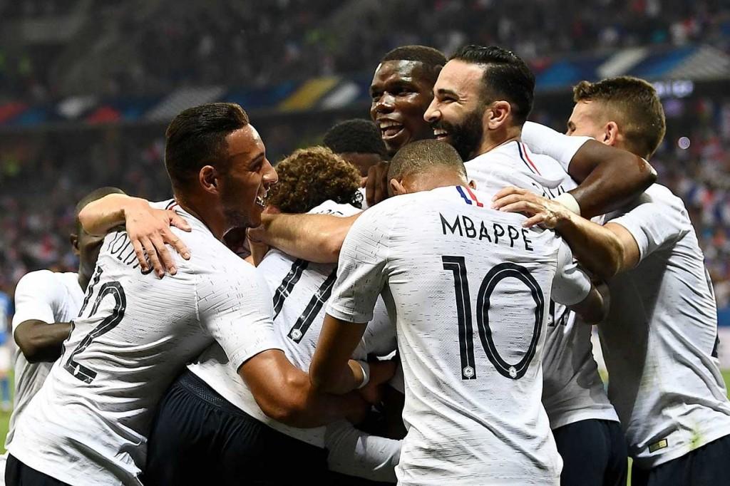 Prancis Libas Italia 3-1
