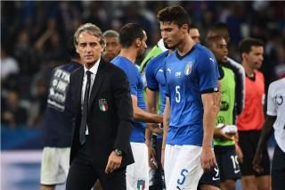 Caldara: Italia Menatap Piala Eropa 2020