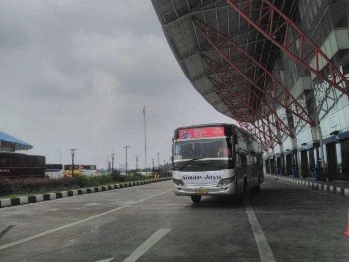 Harga Tiket Bus Mulai Naik
