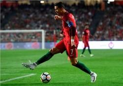 Diberikan Jatah Libur dari Timnas Portugal, Ini yang Dilakukan Ronaldo