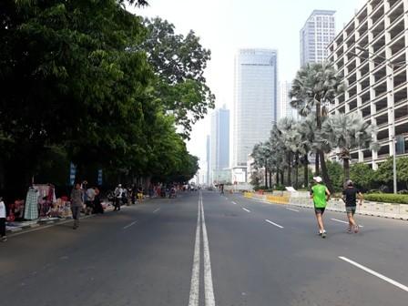 CFD Sepi, Pedagang Pasrah