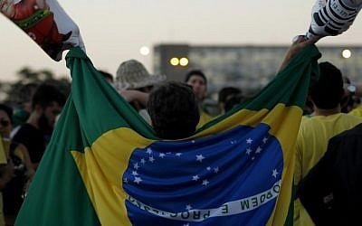 Brazil. Dok: AFP.