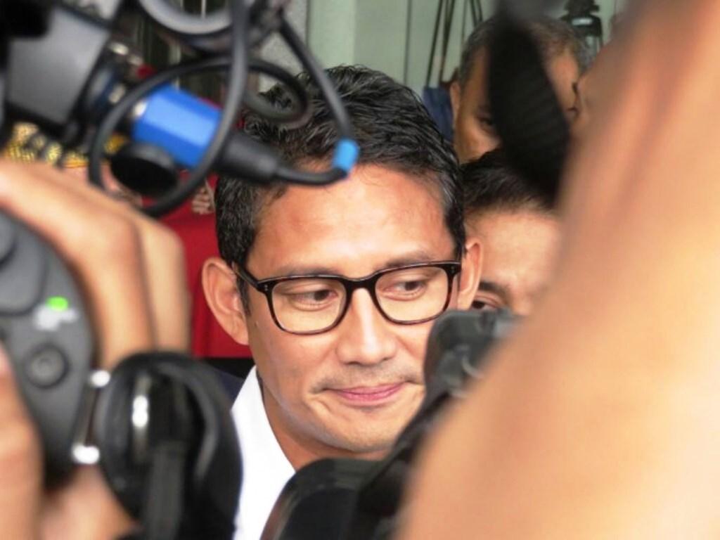 Wakil Gubernur DKI Jakarta Sandiaga Uno. Foto: Medcom.id/Surya Perkasa.