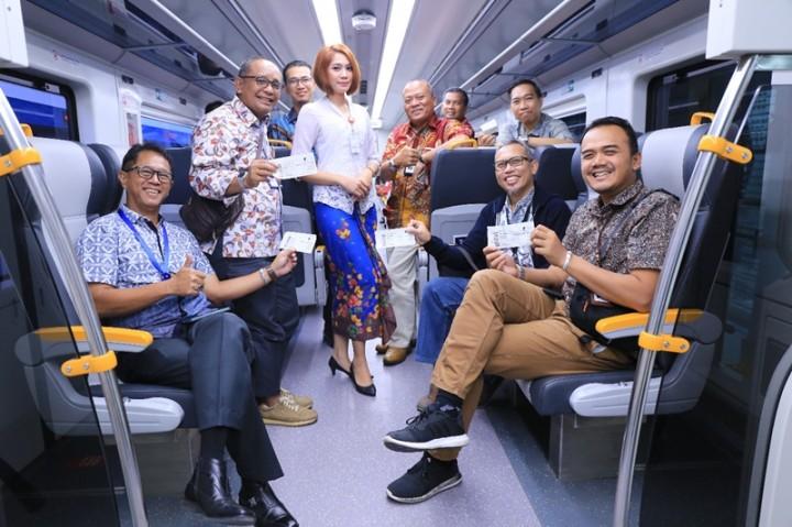 Penumpang Kereta Bandara Diprediksi Naik 150% Jelang Idulfitri