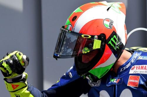 Valentino Rossi. (Foto: AFP PHOTO / TIZIANA FABI)