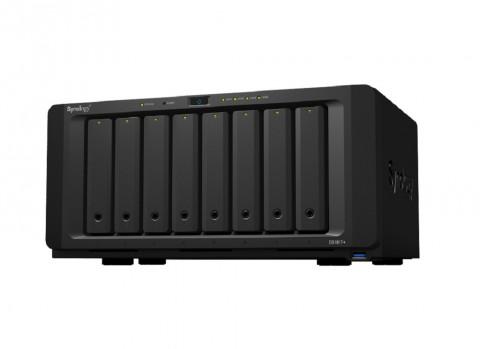 Synology DiskStation DS1817+, Kapasitas Besar dan Lengkap