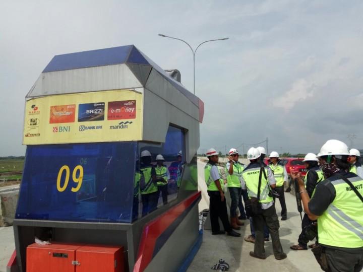 Polisi Siapkan Antisipasi Macet di Pintu Tol Kertasari