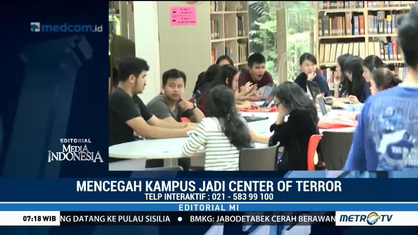 Mencegah Kampus Jadi <i>Center of Terror</i>