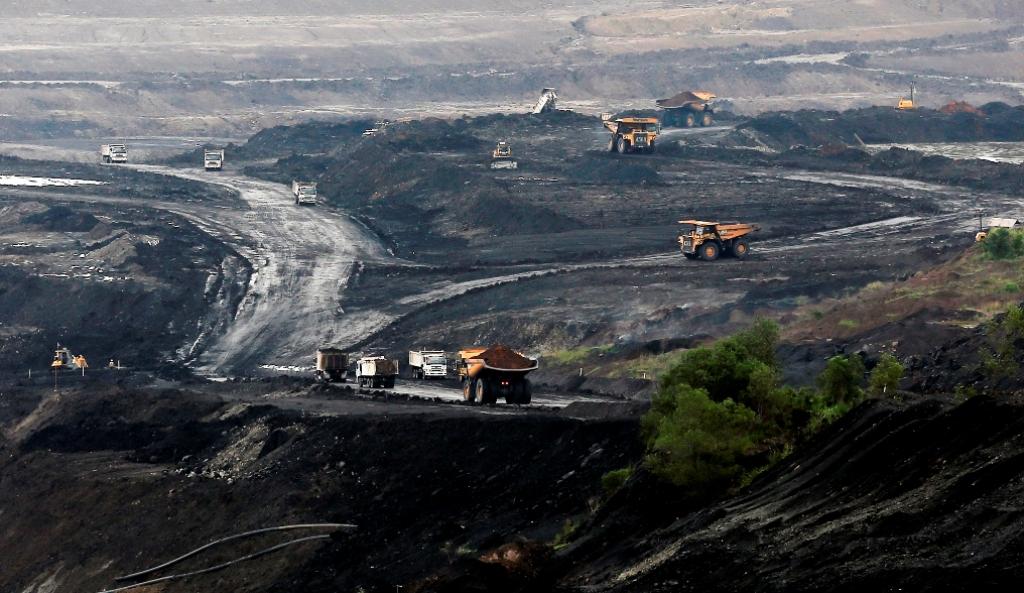 Ilustrasi tambang batu bara. (FOTO: ANTARA/Nova Wahyudi)