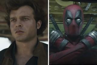 Deadpool 2 Bersaing Ketat dengan Solo di Box Office