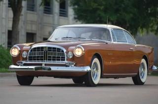 Chrysler ST Special 1955 Karya Seni Dua Negara