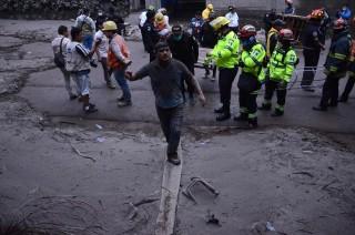 Korban Tewas Erupsi Gunung Guatemala Jadi 25 Orang