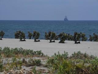 AS akan Perkuat Patroli di Laut China Selatan
