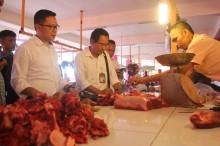 Harga Daging Beku di Padang Melampaui HET