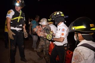 Korban Jiwa Erupsi Gunung Fuego di Guatemala Jadi 25 Orang