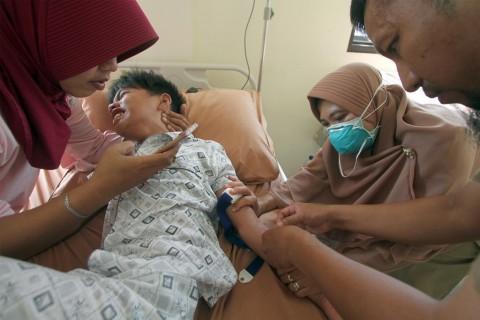 Bogor Masih KLB Keracunan Tutut