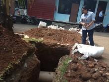 Air PDAM Depok Mati karena Penyambungan Pipa