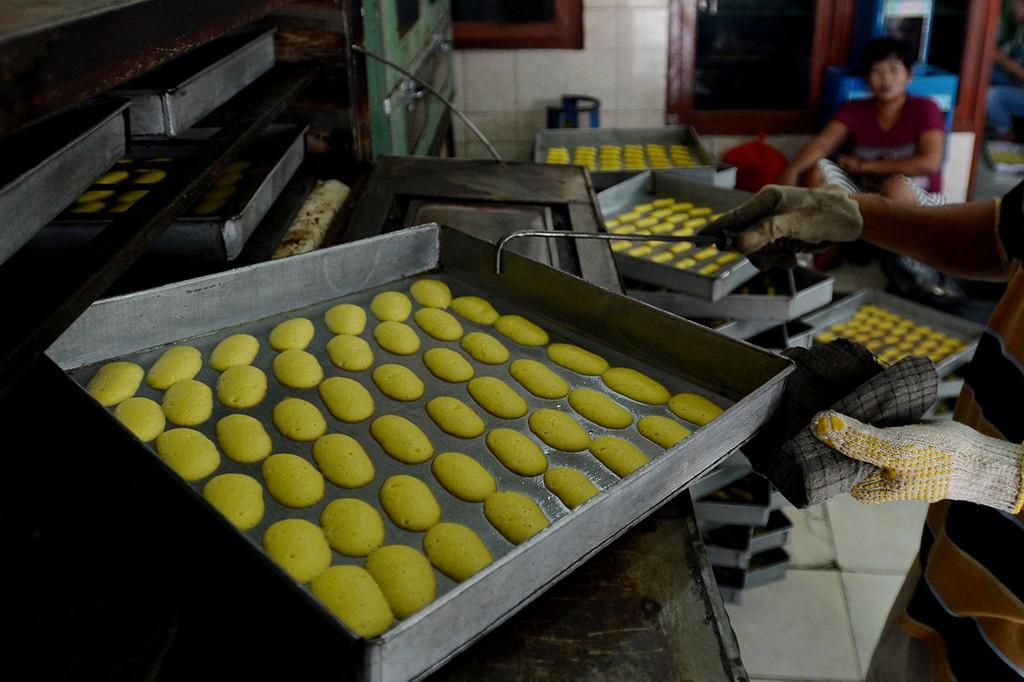 Produksi Kue Kering Meningkat di Bulan Ramadan