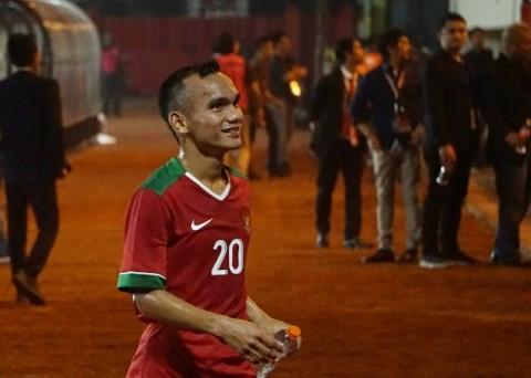 Pesan Damai Riko Simanjuntak untuk Suporter Sepak Bola