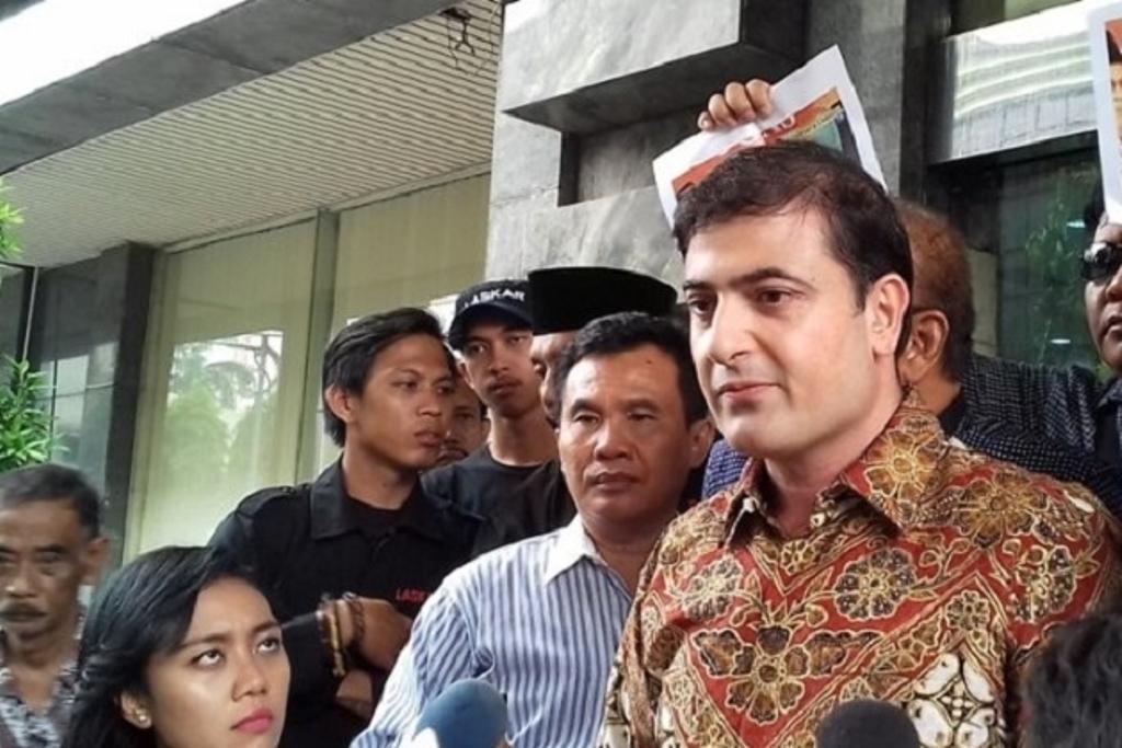 Ketua Asosiasi Pengusaha Indonesia Muda, Sam Aliano.