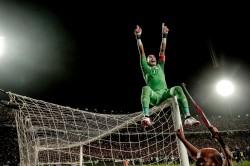 Kiper Timnas Mesir Berpeluang Cetak Rekor di Piala Dunia