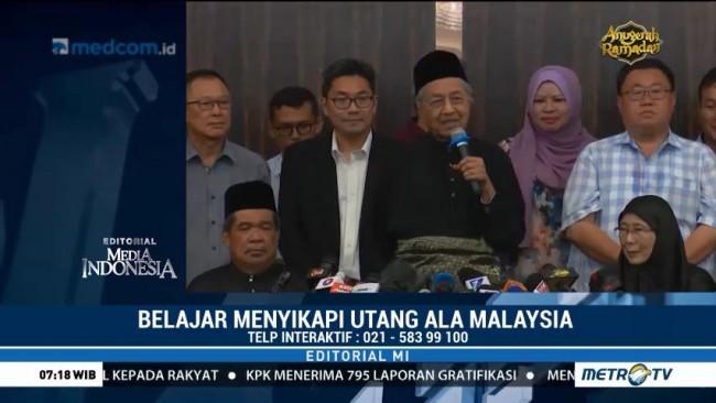Belajar Menyikapi Utang ala Malaysia