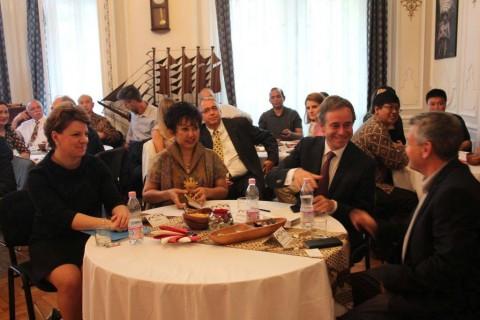 Promosi Produk RI di Pertemuan Kamar Dagang Hongaria-Belanda