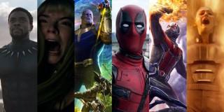 Marvel Pegang Tiga Posisi Teratas Film Terlaris 2018