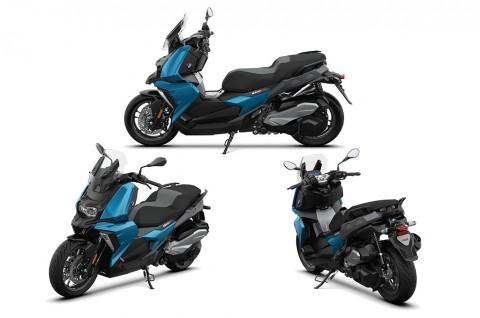 BMW Motorrad Bakal Boyong C 400 X ke Indonesia
