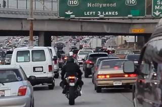 Ford Kembangkan Teknologi Pendeteksi Sepeda Motor