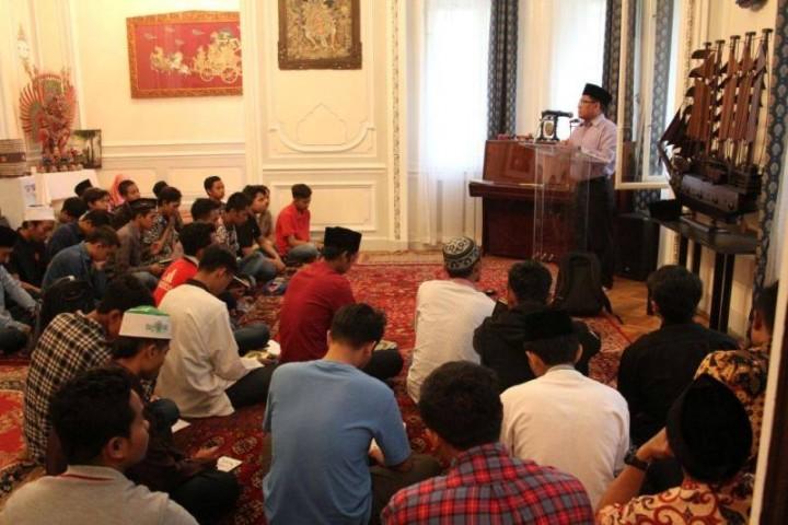 Keutamaan Peringatan Nuzulul Quran Bersama WNI di Budapest