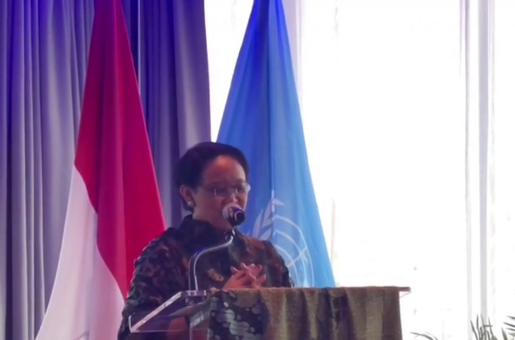 Menteri Luar Negeri Indonesia Retno Marsudi (Foto:Kemenlu)