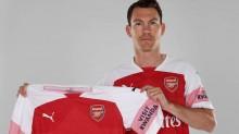 Arsenal Resmi Dapatkan Stephan Lichtsteiner dari Juventus