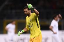 Hina Wasit Liga Champions, Buffon Diskors Tiga Pertandingan