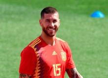 Sergio Ramos: Cedera Mohamed Salah Bukan karena Saya